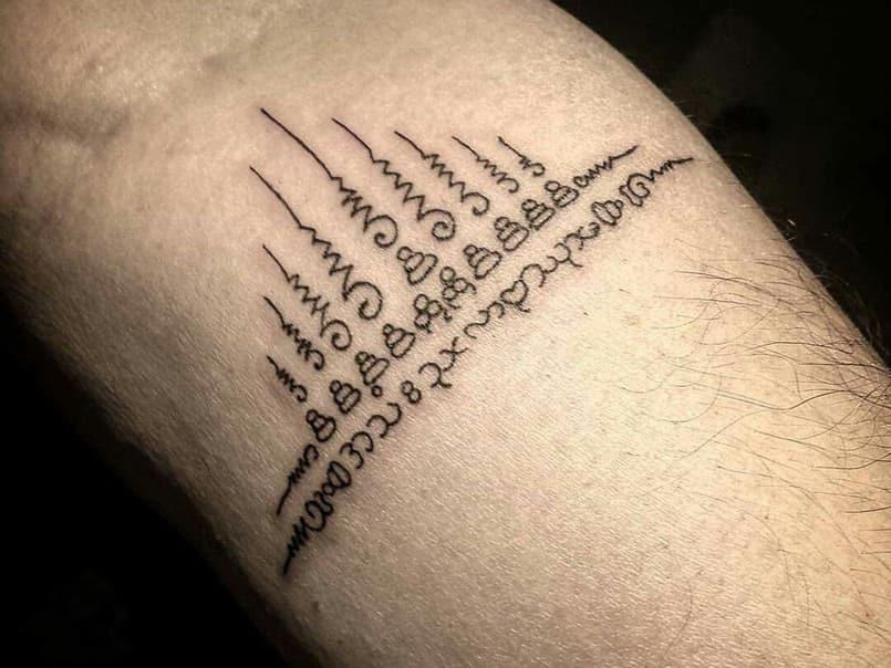 Tatuajes De Familia De 5 Personas