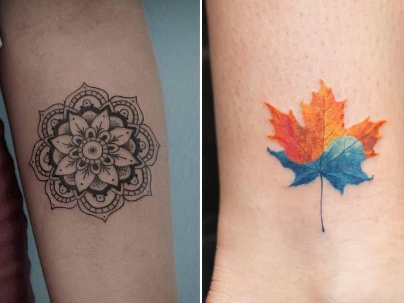 Tatuaje A Color O Sólo En Negro Todo Lo Que Tienes Que Saber Mini
