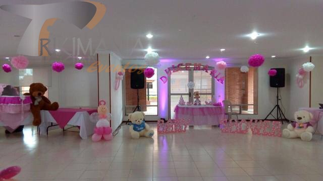 decoracion de osos baby shower 2  Trikimania Eventos