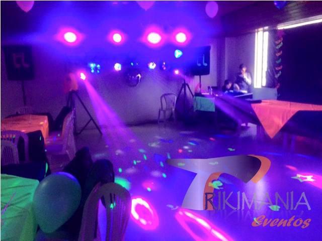 Fiestas Glow Party Chiquiteca Glow Party Chiquiteca Neon
