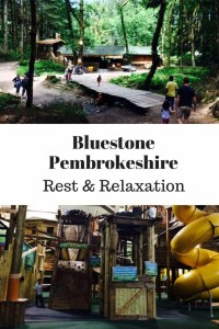 Pin: Bluestone, pembrokeshire rest and relaxation www.minitravellers.co.uk