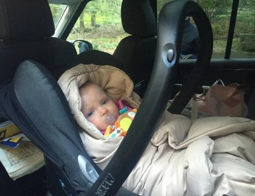 7 AM Enfant Car Seat Wrap