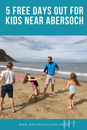 5 Free Days Out for Kids Near Abersoch