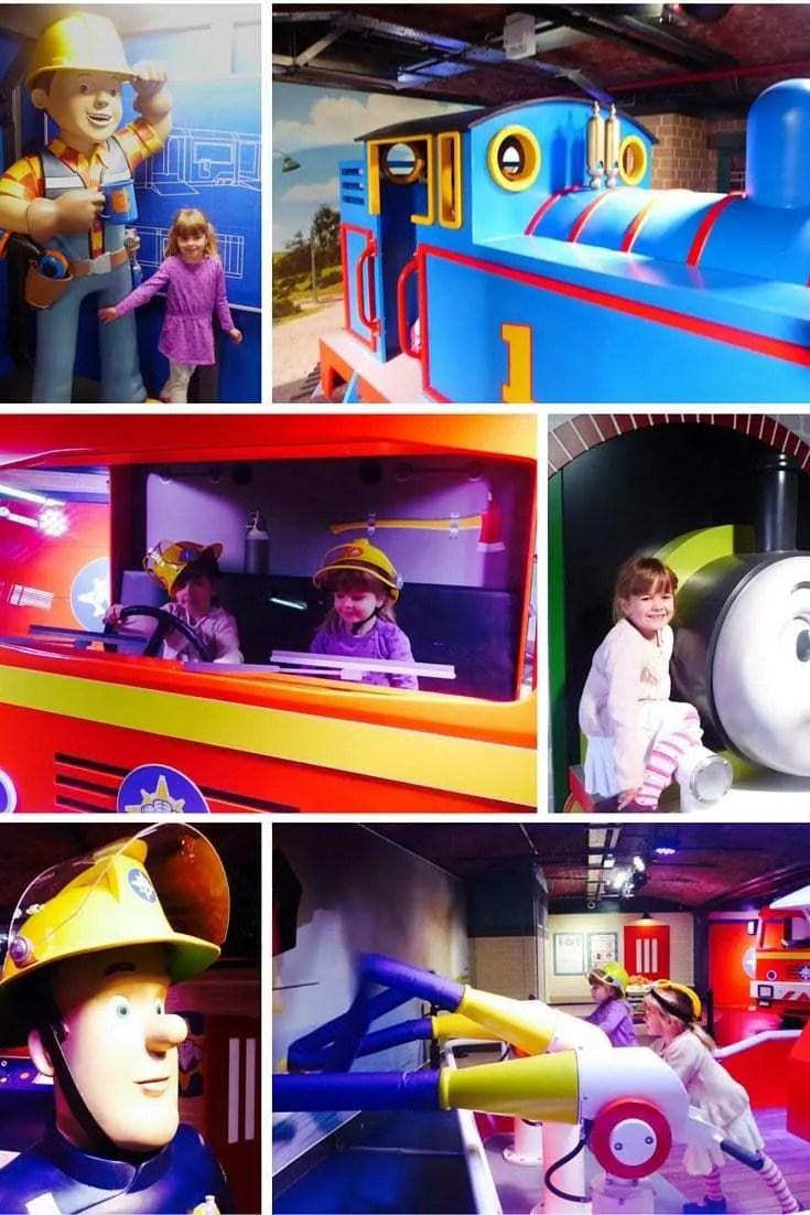 Mattel Play Liverpool Interactive Indoor Adventure