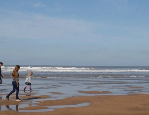 Family Holiday in Bude