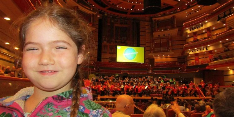 City of Birmingham Symphony Orchestra (CBSO) Family Concert 'Dance around the World'
