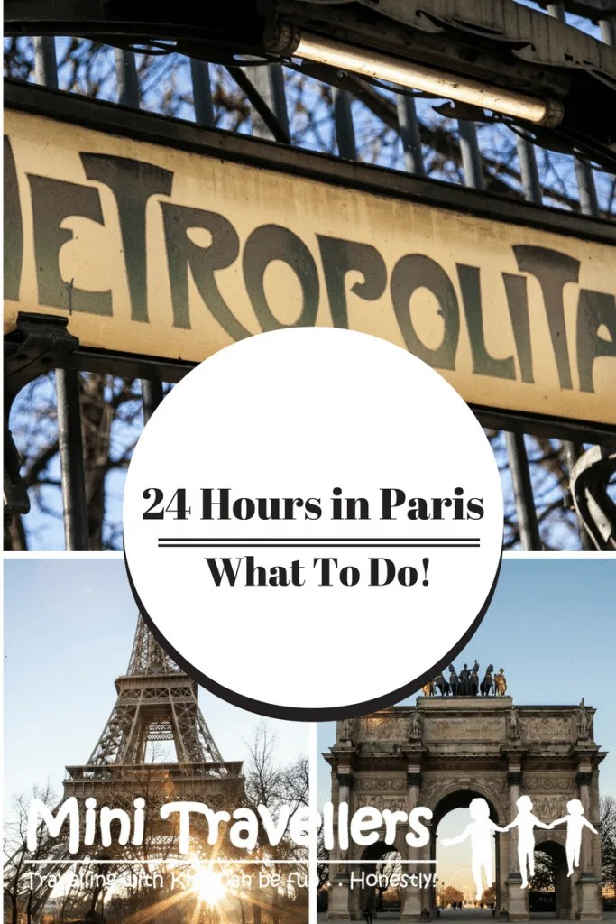 What to do in Paris in 24 Hours www..minitravellers.co.uk