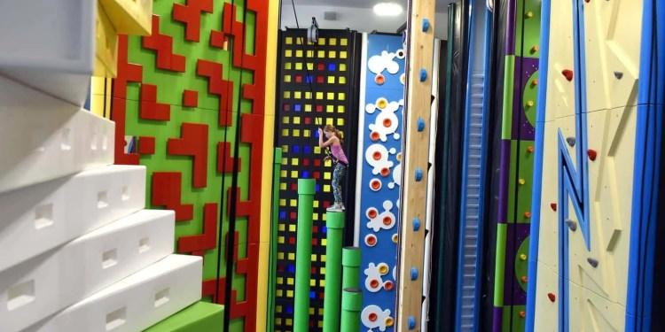 Rock up Birmingham www.minitravellers.co.uk