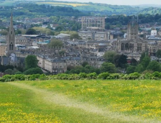 5 Amazing National Trust Days Out with Kids in Somerset & Wiltshire