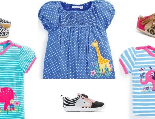 Safari Style Clothes for Girls with Bobux and JoJo Maman Bebe www.minitravellers.co.uk