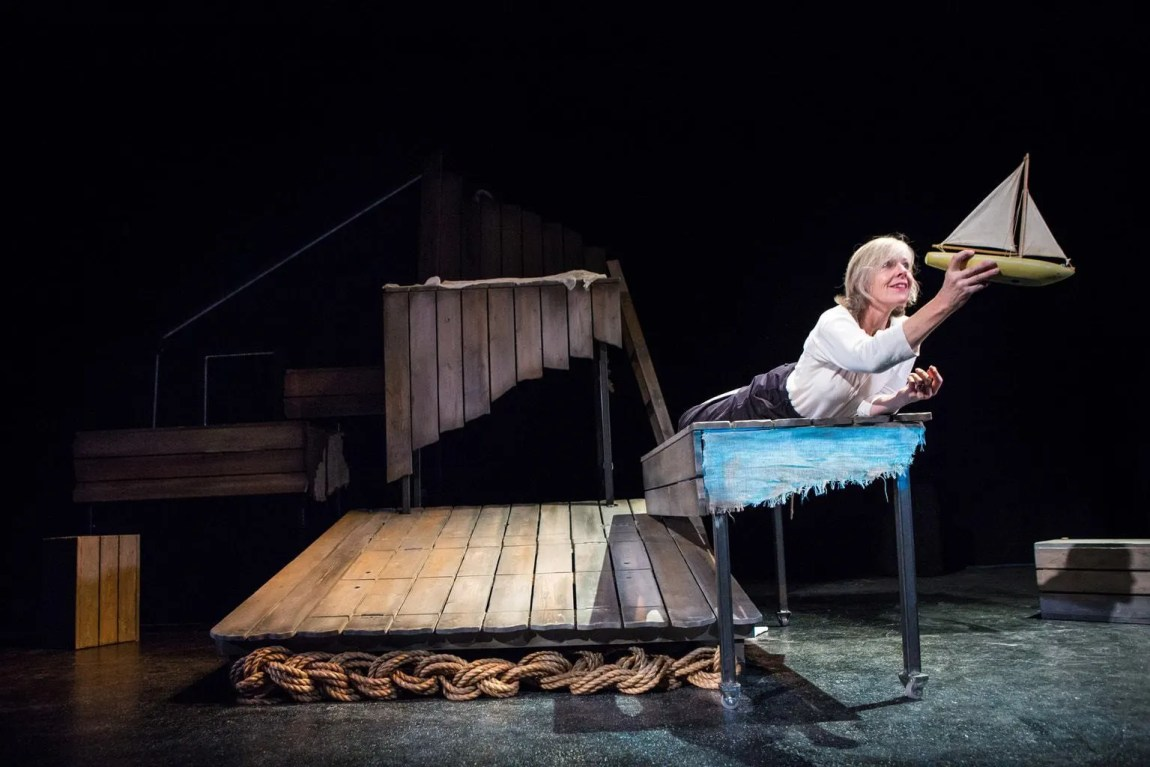 Review: Why The Whales Came | The Lowry Theatre www.minitravellers.co.uk