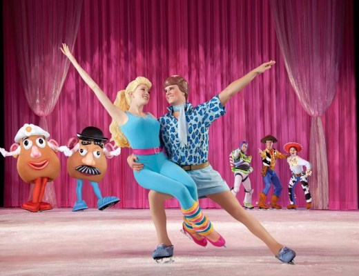 Disney On Ice presents Worlds of Enchantment   Tickets on Sale now! www.minitravellers.co.uk