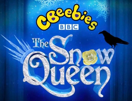 CBeebies The Snow Queen Ticket Ballot