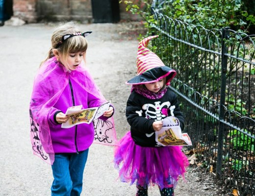 Attingham Park at Halloween | National Trust Days Out www.minitravellers.co.uk