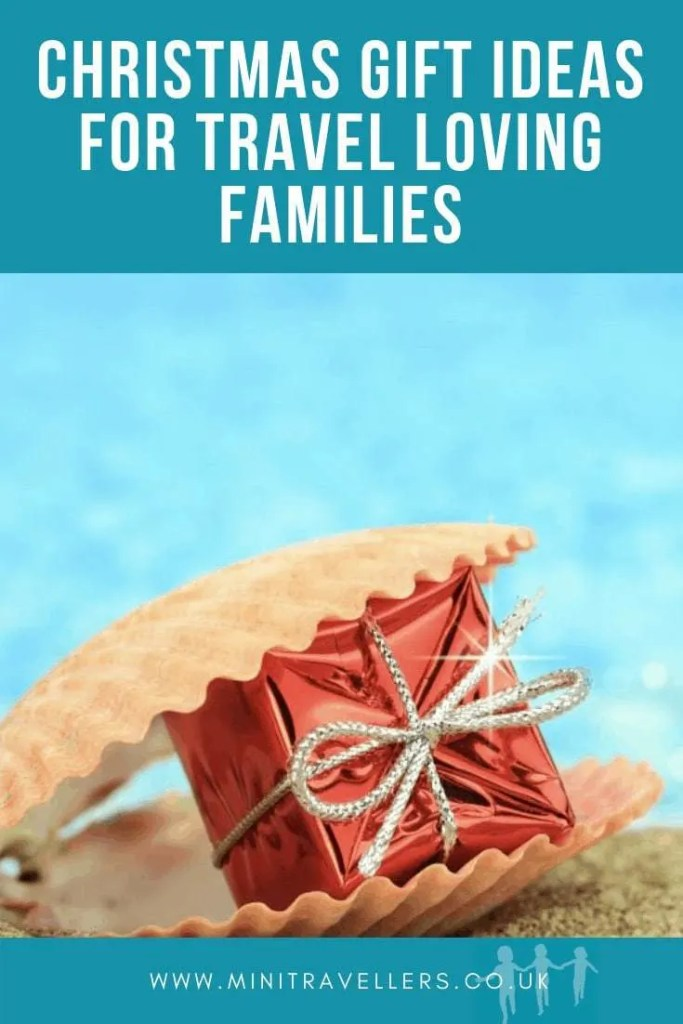 Christmas Gift Ideas For Travel Loving Families