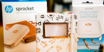 Printing Memories with HP Sprocket Photo Printer www.minitravellers.co.uk