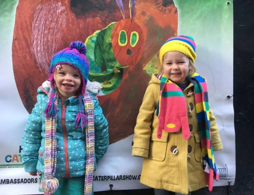 Reasons to Explore Theatreland with an under-5 this Winter