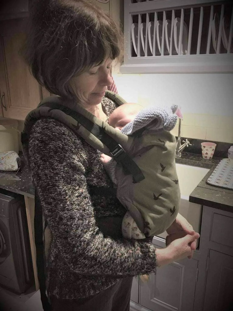 Review   Tula Free to Grow Baby Carrier