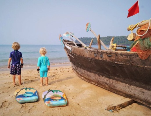 The truth about travelling India with Kids