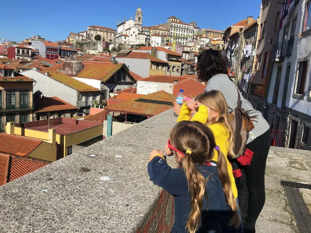 Exploring Porto with Kids www.minitravellers.co.uk