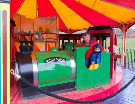 Review Beamish Museum The Great North Festival of Transport 24th March - 15th April & The Great North Steam Fair 5th - 8th April