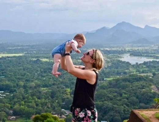 Sri Lanka with a Baby