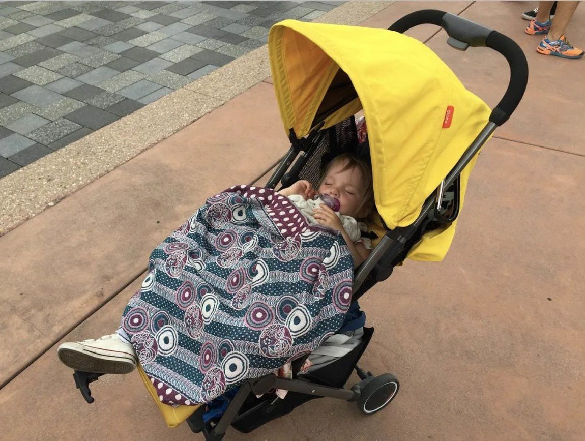 Diono Traverze Stroller Review | Lightweight Stroller for Travel
