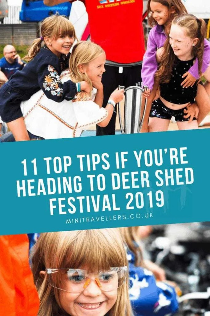 11 Top Tips if you're heading to Deer Shed Festival 2019