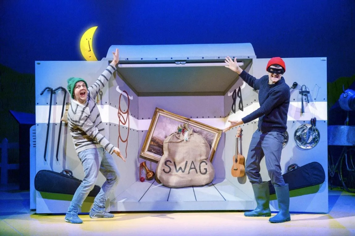 What The Ladybird Heard Live on stage at The Lowry