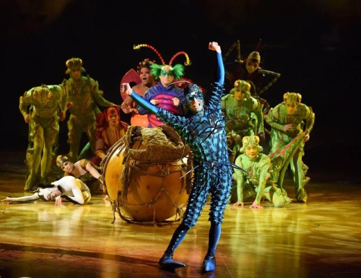 Cirque du Soleil is delighted to announce a brand-new UK arena tour with OVO.