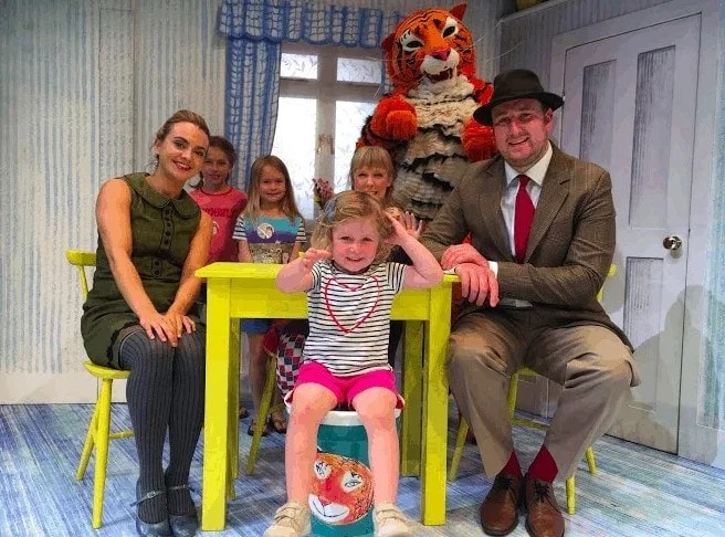 Review | The Tiger Who came to Tea | Live on Stage