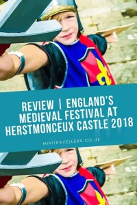 Review | England's Medieval Festival at Herstmonceux Castle 2018