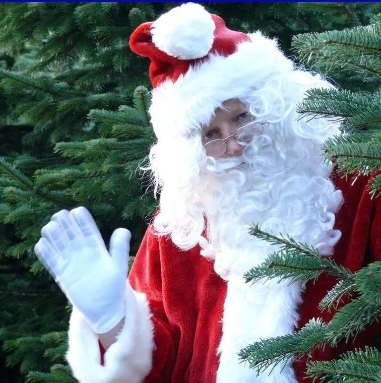 Santa at Church Farm