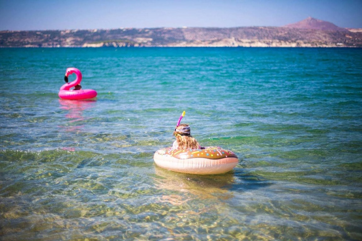 Europe's 50 most family friendly beach destinations