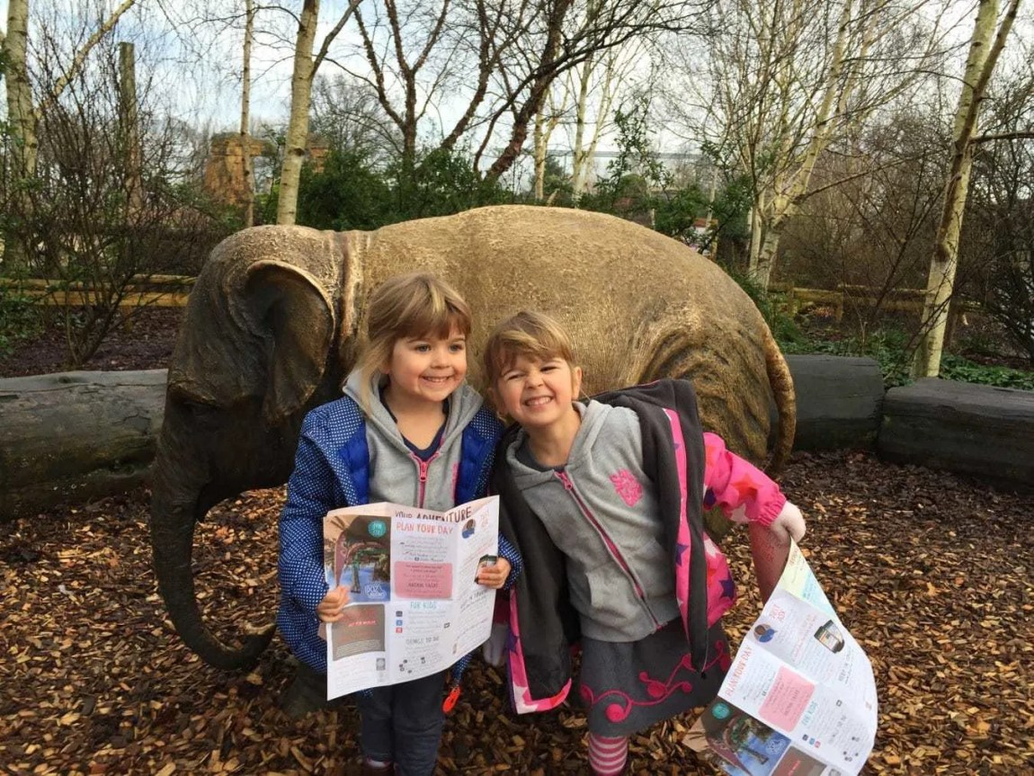Family Guide To Chester Zoo