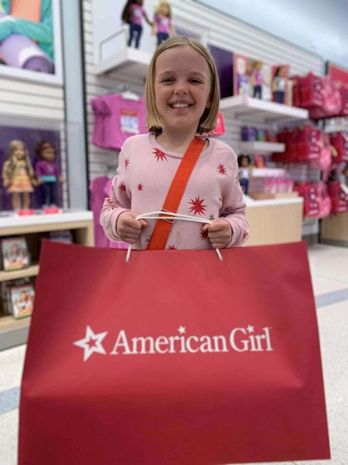 American Girl Doll purchase