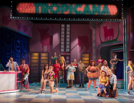 Review Club Tropicana at Liverpool Empire