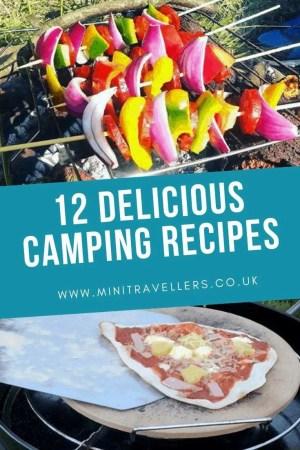 12 Delicious Camping Recipes