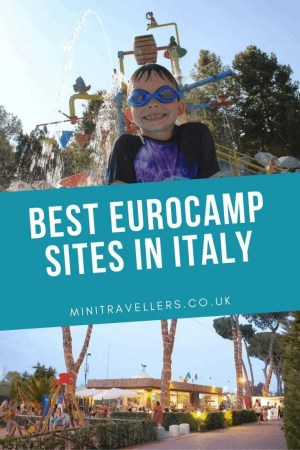 Best Eurocamp Sites in Italy