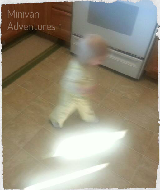 My youngest would squeal with joy as she ran and danced in the sunbeams streaming through our kitchen windows.