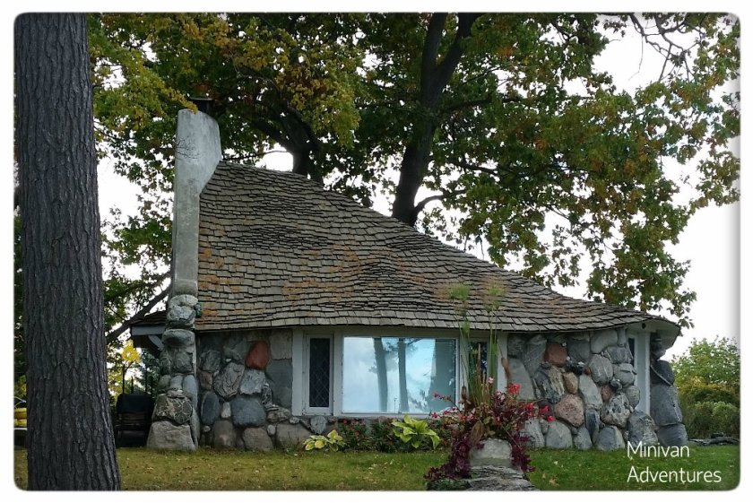 Charlevoix Mushroom Houses A Self Guided Tour Printable