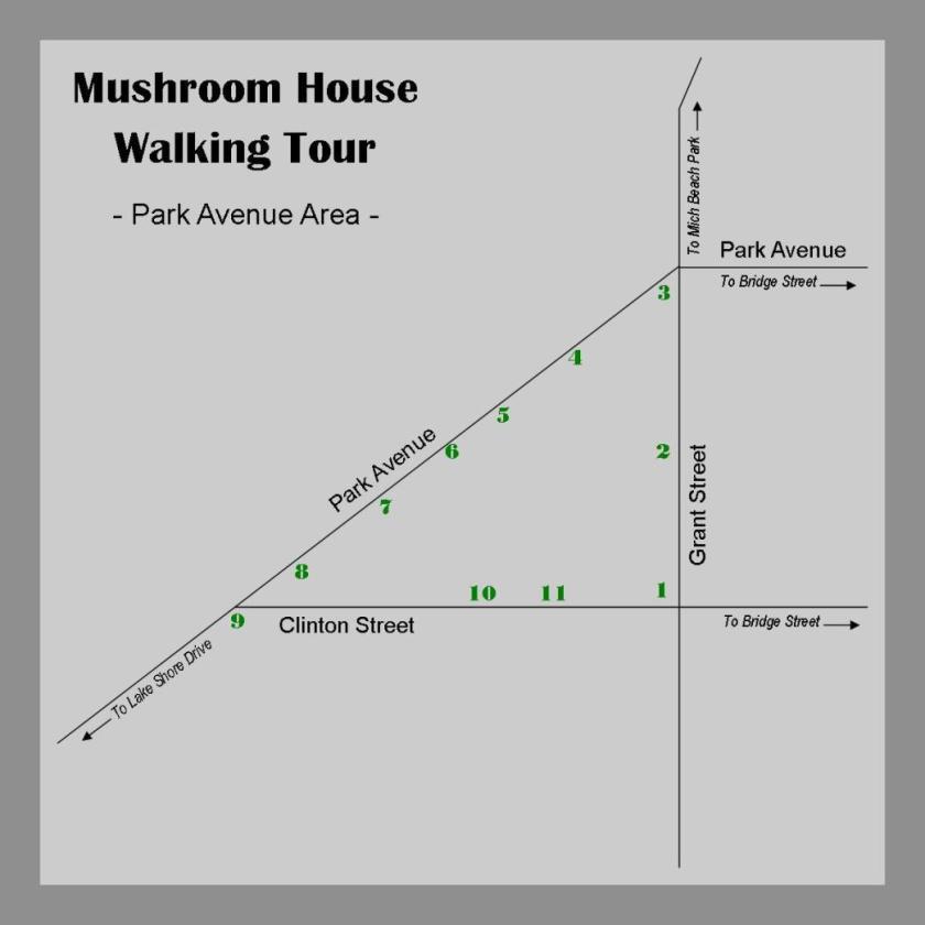 Charlevoix Mushroom Houses: A Self-Guided Tour (Printable