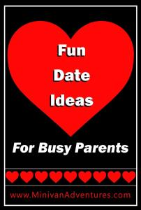 Busy parents deserve fun date nights, too! Before your next #DateNight, be sure to check out this guide for fun ideas and great tips! --- Fun date ideas for busy #parents and helpful date night tips.