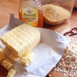 honey flapjack ingredients