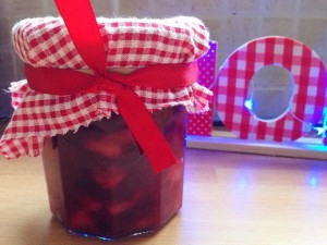 christmas chutney kids can make
