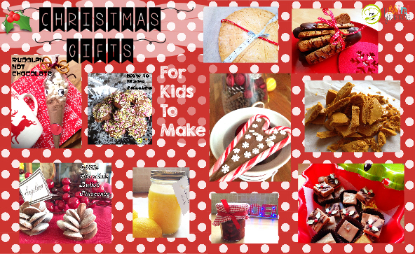 Easy Edible Gifts for Kids to Make at Christmas | Mini Yummers