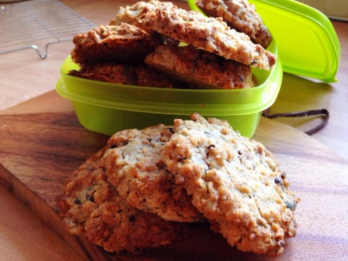 Healthy cookies! And easy to make too