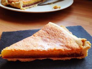 Super Easy Bakewell Tart Recipe