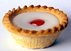 Difference between a Cherry Bakewell, a Bakewell Tart, and a Bakewell Pudding?