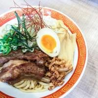 大阪で濃い目魚介系とんこつなら「麺や恵」